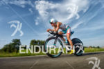 Mirinda Carfrae on the bike at the 2014 DATEV Challenge…