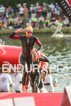 Caroline Steffen exist the water at the Challenge Datev Roth,…