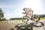 Per Bittmer during the bike leg at the Challenge Datev…