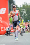 Timo Bracht running at the 2014 Challenge Roth in Roth,…