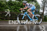 Sonja Tajsich on the bike at the 2014 Ironman Switzerland…