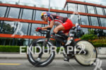 Natascha Badmann on the bike at the 2014 Ironman Switzerland…