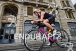 Daniela Ryf on the bike at the 2014 Ironman Switzerland…