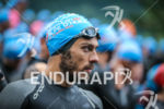 Age group triathlete getting ready for the EDF Alpe d'Huez…