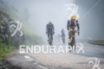 Gwenael Ouillieres during the big leg of the EDF Alpe…