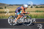 Scott Defilippis on bike early in the race at the…