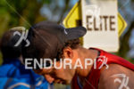 Elite athlete prior to race start at the 2014 Ironman…