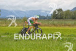 Marino Vanhoenacker on the bike at the Ironman 70.3 Zell…