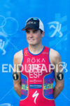 Javier Gomez takes the world title at the 2014 ITU…
