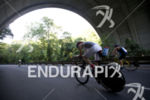 Age groupers make their way through D.C. during the bike…
