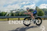 Jimmy Seear biking at the 2014 Ironman 70.3 World Championships…