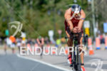 Jan Frodeno biking at the 2014 Ironman 70.3 World Championships…