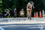 Mary Beth Ellis biking at the 2014 Ironman 70.3 World…