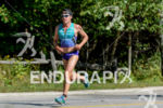 Tim redd  running at the 2014 Ironman 70.3 World Championships…