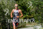 Jordan Rapp running at the 2014 Ironman 70.3 World Championships…