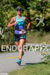 Meredith Kessler running at the 2014 Ironman 70.3 World Championships…