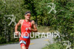 jan Frodeno running at the 2014 Ironman 70.3 World Championships…