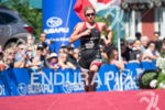 Jodie Swallow  finishes second at the 2014 Ironman 70.3 World…