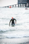 Peru Alfaro San Ildefonso exits the swim in first place…