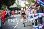 Paul Hawkins at the 2014 Ironman Wales in Tenby, Pembrokeshire,…