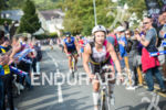 Amy Forshaw on the on the bike at the 2014…