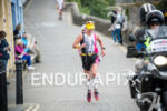 Amy Forshaw on the marathon leg of the on the…
