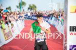 Paul Hawkins the first welshman across the line ( 36th)…