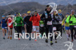 Race start at the 2014 Ultra Trail Torres del Paine…