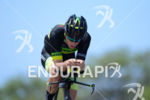 Luke McKenzie on a bike training ride on the race…