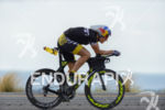 Sebastian Kienle on a bike training ride on Queen Kaahumanu…
