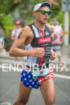 American pro Matt RUSSELL (USA) on the run at the…