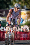 Age group athlete on the bike start at the 2014…