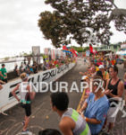 Paul AMBROSE (GBR) runs the finish chute at the 2014…