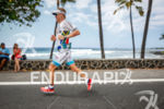 Kyle Buckingham (ZAF) on run at the Ironman World Championship…