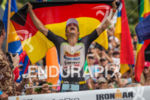 Sebastian Kienle (DEU) wins the Ironman World Championship in Kailua-Kona,…