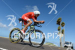 Jan Frodeno on the bike portion of the 2014 GoPro…
