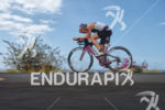 Daniela Ryf during the bike portion of the 2014 GoPro…