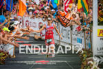 Cyril Viennot crossing the finish line in 5th position at…