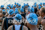 Age groupers during the swim portion of the 2014 GoPro…