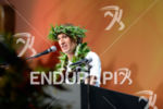 Sebastian Kienle at the Banquet of Champions of the 2014…