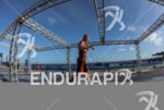 Petr Vabrousek during the  portion of the 2014 Ironman Fortaleza…