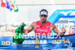 Guilherme Manocchio (BRA) wins the 2014 Ironman Fortaleza in Fortaleza,…