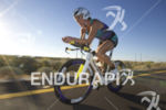 Meredith Kessler paving her way to victory at Ironman Arizona…