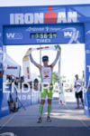 Brent McMahon claims victory at Ironman Arizona on November 16,…