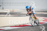 Michael Raelert during the bike portion of the 2014 Challenge…