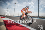 Alberto Casadei during the bike portion of the 2014 Challenge…