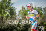 Mirinda Carfrae during the run portion of the 2014 Challenge…