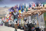 Jesse Thomas is victorious at Wildflower Long Course Triathlon on…