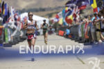 Elizabeth Lyles is victorious at Wildflower Long Course Triathlon on…