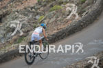 Michi Herlbauer on the bike of the 2015 Ironman Lanzarote…